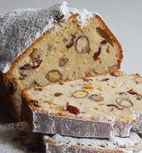 Kalėdinis pyragas arba Vyskupo duona