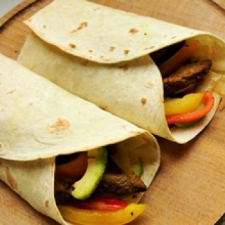 Fajitos su antiena