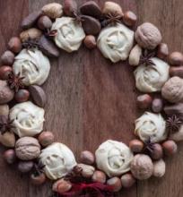Sviestiniai sausainiai su Nutella