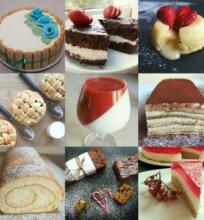 Šventinio stalo desertai