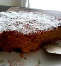 Gaivus apelsinų pyragas