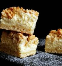 Beprotiškai skanus varškės pyragas
