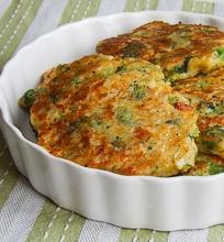 Kukurūzų ir brokolių kepsneliai