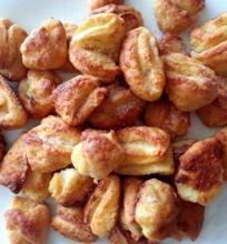 Maži ir lengvi varškės sausainukai