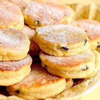 Velso blynai-pyragėliai