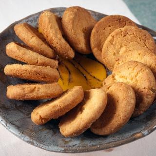Bretoniški sausainiai pagal P. Herme