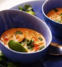 Kokosinė kario sriuba