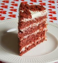 Raudonojo Velveto tortas