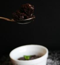 2 min. Brownie