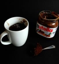 2 min. pyragas su Nutella