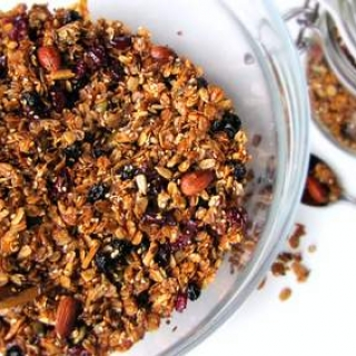 Naminė granola