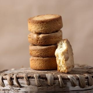 Bretoniški sausainiai pagal Philippe Conticini