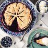 Šilauogių pyragas ghi tešloje