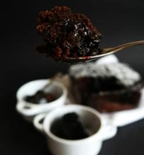 Karšto šokolado pyragas