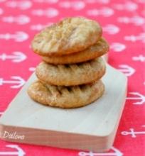 Trapūs sausainiai su cinamonu