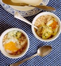 Minkštai virti kiaušiniai