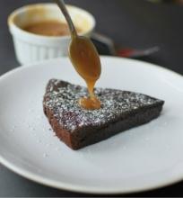 """Švediškas šokoladinis pyragas """"Kladdkaka"""""""