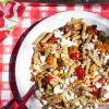 Graikiškos makaronų salotos