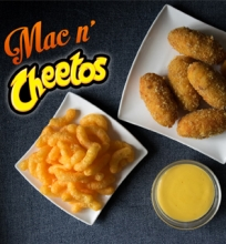 Burger King'o Mac n' Cheetos™