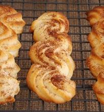 Sausainiai 'Banga'