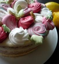 Citrininis tortas