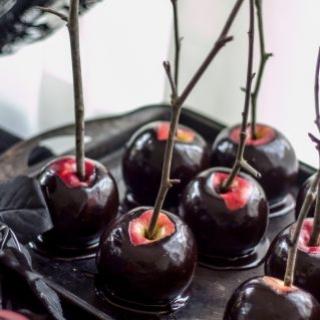 Karameliniai obuoliai