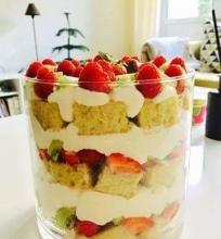 Sluoksniuotis (angl. trifle)