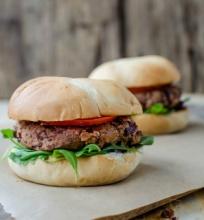 Veganiški / Vegetariški burgeriai