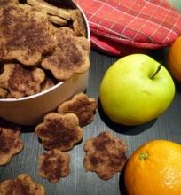 Sviestiniai cunamoniniai sausainiai