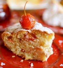 Rojaus obuoliukų pyragas