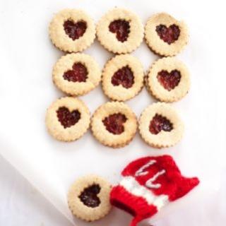 Linzer sausainiai
