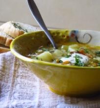 Agurkinė sriuba