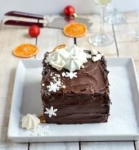 Šokoladinis Nutella desertas