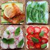 16 naujų sumuštinių idėjų