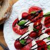 Itališka klasika. Kaprio salotos