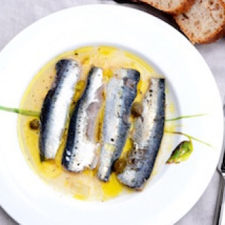 Marinuotos sardinės