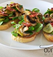 sumuštiniai su žąsienos paštetu