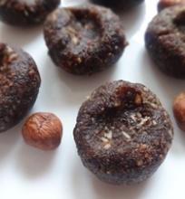 Sveikuoliški riešutų bei datulių sausainiai