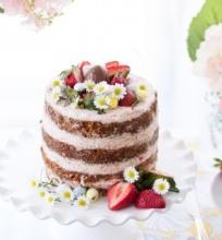 Velykinis morkų tortas