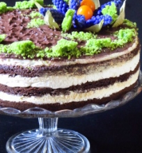 """Atvelykis ir """"Gabrielės"""" tortas"""