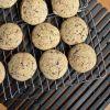 Grikių miltų sausainiai