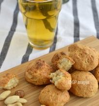 Čederio sūrio sausainiai