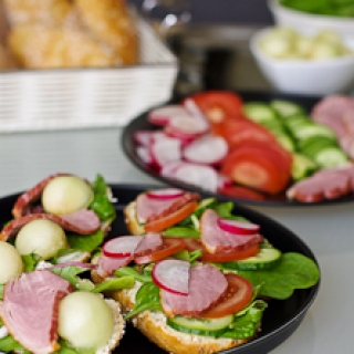 sumuštiniai su antienos krūtinėle