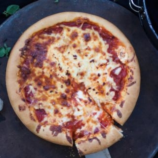 Gili storapadė pica
