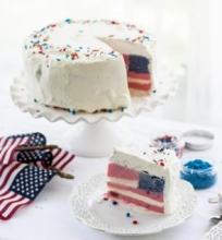 Ledų tortas