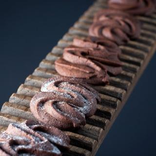 šokoladiniai Vienos sausainiai