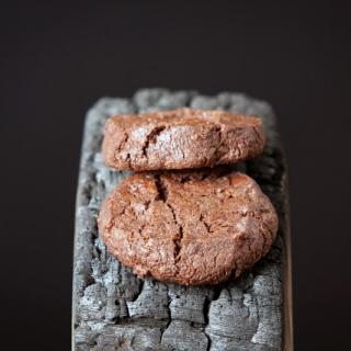 Prancūziški sausainiai Sable Azur