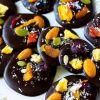 Juodojo šokolado lašeliai