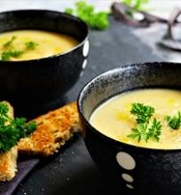 Trinta pastarnokų ir pupelių sriuba