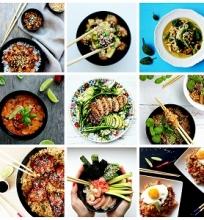 TOP 9 Azijietiški receptai
